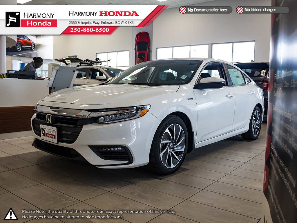 New 2019 Honda Insight Hybrid