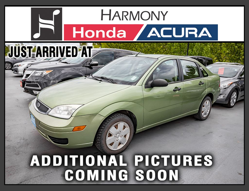 Pre-Owned 2007 Ford Focus