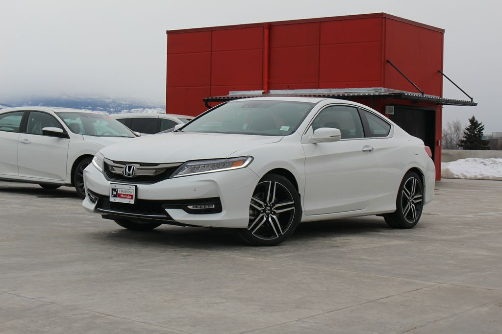 New 2017 Honda Accord Coupe Touring 2 Door Car in Kelowna ...