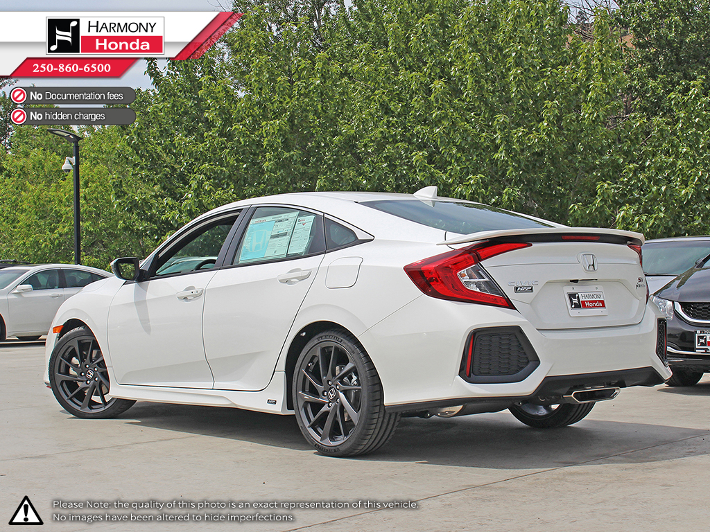 Superb New 2018 Honda Civic Sedan SI