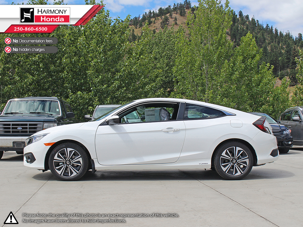 New 2018 Honda Civic Coupe Ex T