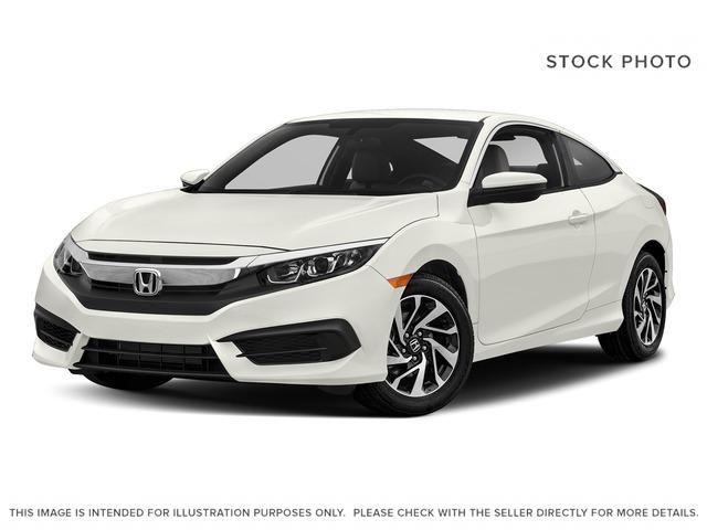 New 2018 Honda Civic Coupe Lx 2 Door Car In Kelowna 18197