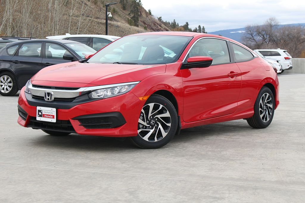 new 2017 honda civic coupe lx 2 door car in kelowna 17318 harmony honda. Black Bedroom Furniture Sets. Home Design Ideas