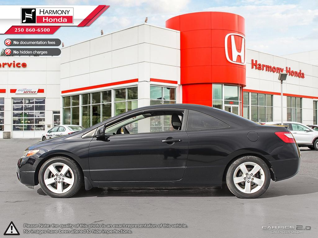 Delightful Pre Owned 2006 Honda Civic Coupe EX   LOW KMS   NON SMOKER