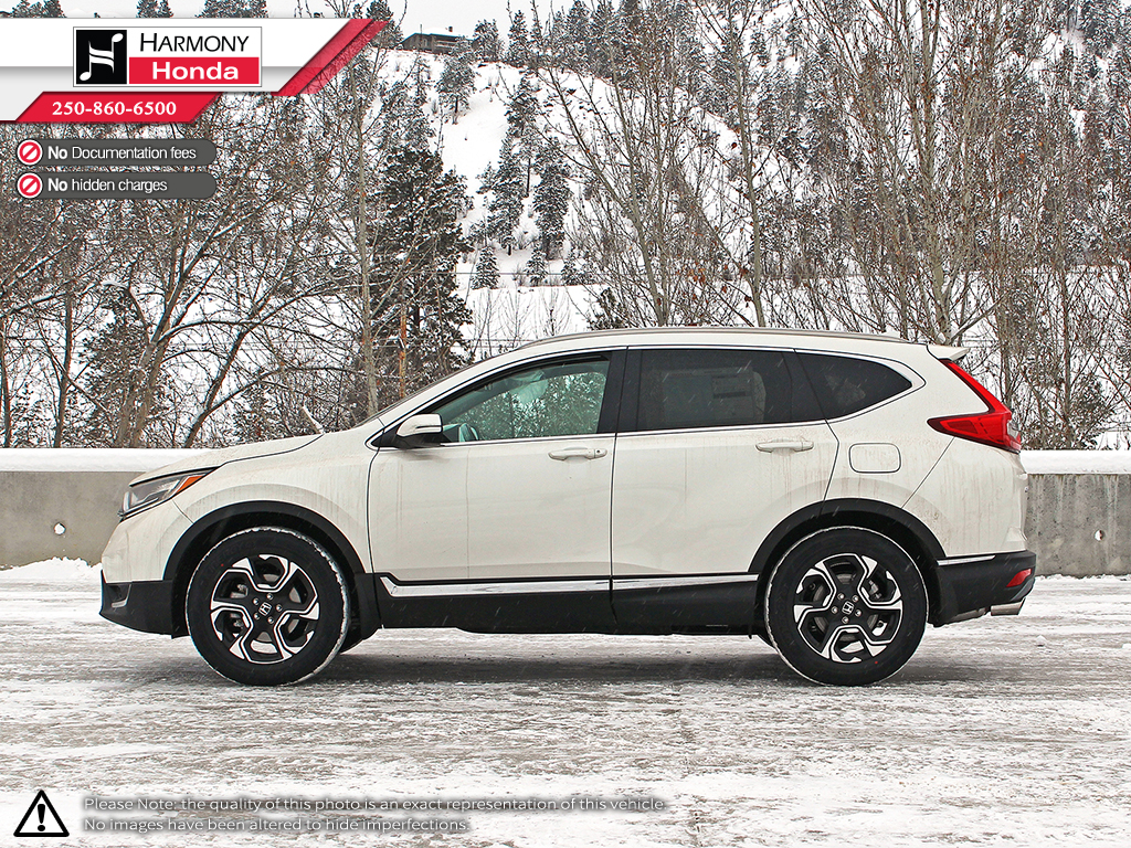New 2018 Honda Cr V Touring 4 Door Sport Utility In