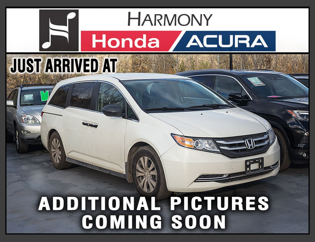Pre-Owned 2014 Honda Odyssey SE - BC VEHICLE - NON SMOKER - NO PETS - BACKUP CAMERA - TIMING BELT JUST REPLACED