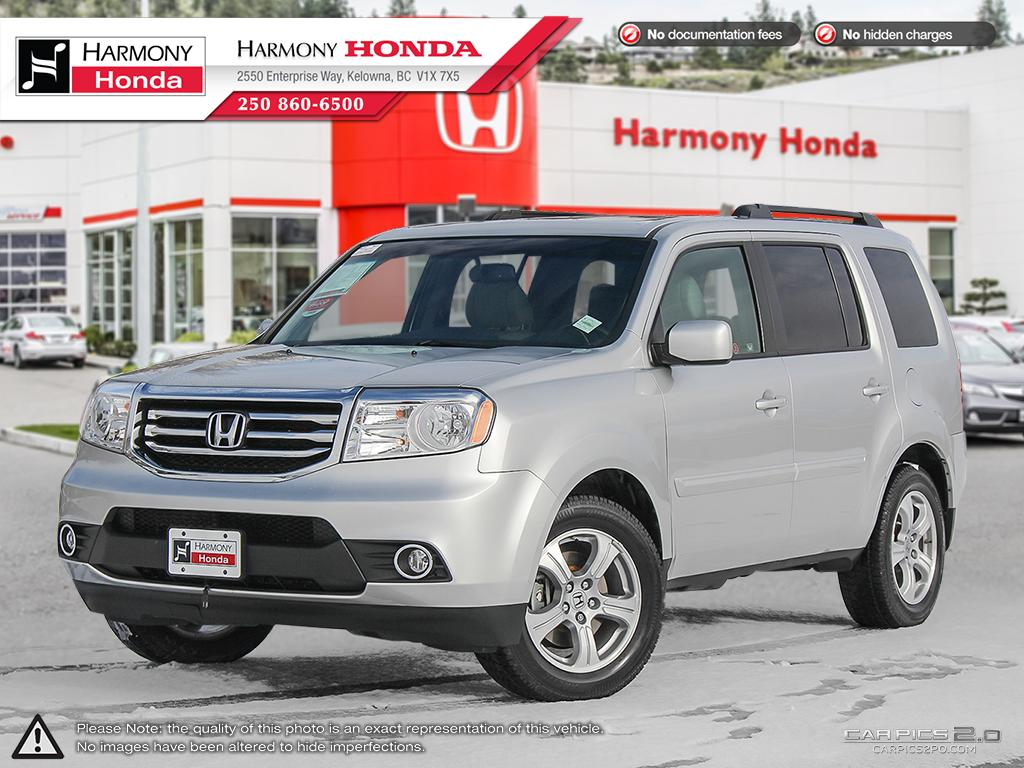 pre owned 2012 honda pilot exl no accidents damage backup camera low kms non smoker. Black Bedroom Furniture Sets. Home Design Ideas