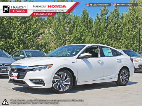 New 2019 Honda Insight Hybrid Touring