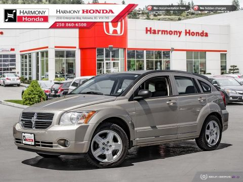 Pre-Owned 2009 Dodge Caliber STX - WELL MAINTAINED - ECONOMICAL - GREAT STARTER CAR