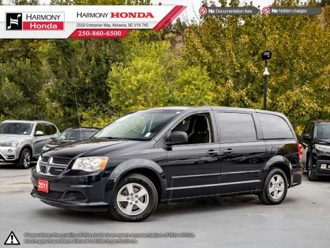 Pre-Owned 2011 Dodge Grand Caravan BASE - LOCAL VEHICLE - NON SMOKER - NEW BRAKES - FAMILY VEHICLE