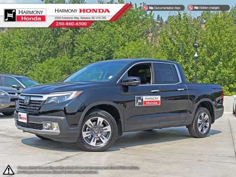 New 2019 Honda Ridgeline TOURING